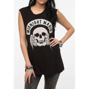 UO Truly Madly Deeply Midnight Magic Muscle Skull